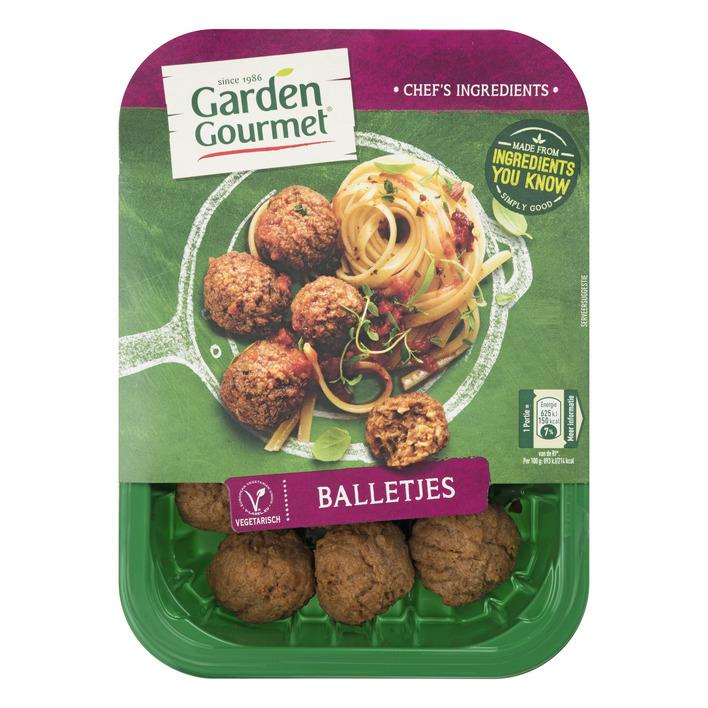 Garden Gourmet Vegetarische balletjes