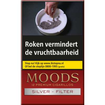 Ritmeester Moods silver