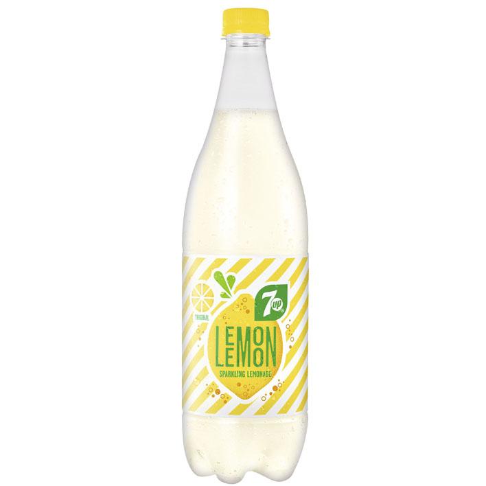Seven Up Lemon lemon original