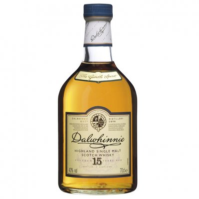 Dalwhinnie Single malt Scotch whisky 15 years