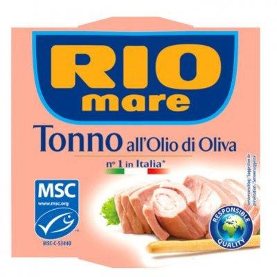 Rio Mare Tonijn in olijfolie pole & line MSC