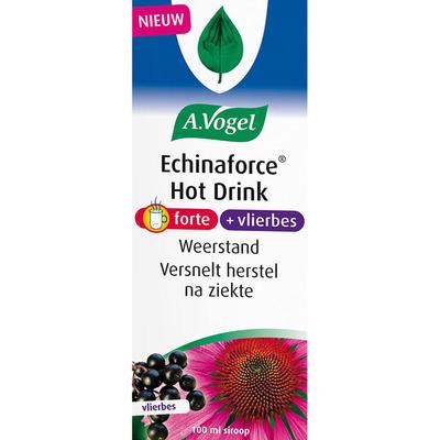 A. Vogel Echinaforce hot drink forte + vlierbes