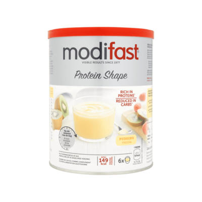 Modifast Protein Shape Pudding Vanilla