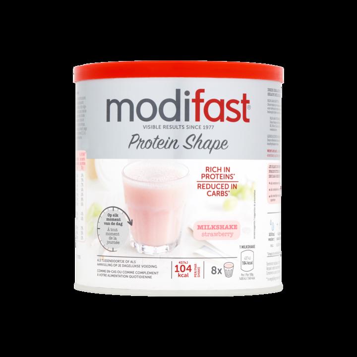 Modifast Protein Shape Milkshake Strawberry