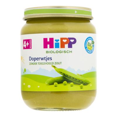 HiPP 4+ Doperwten biologisch