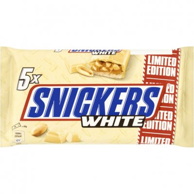 Snickers White
