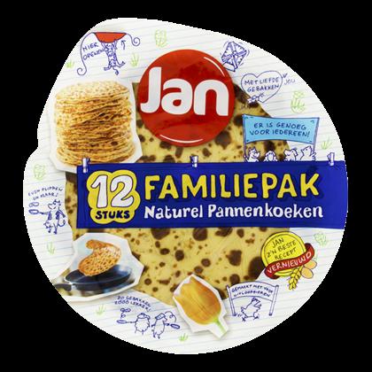 Jan Familiepak pannenkoeken