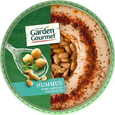 Garden Gourmet Hummus pijnboompitten