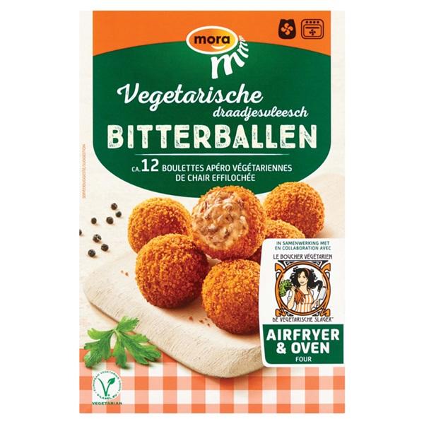 Mora vegetarische oven bitterballen