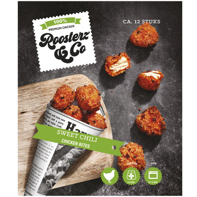 Roosterz & Co Sweet chili chicken bites