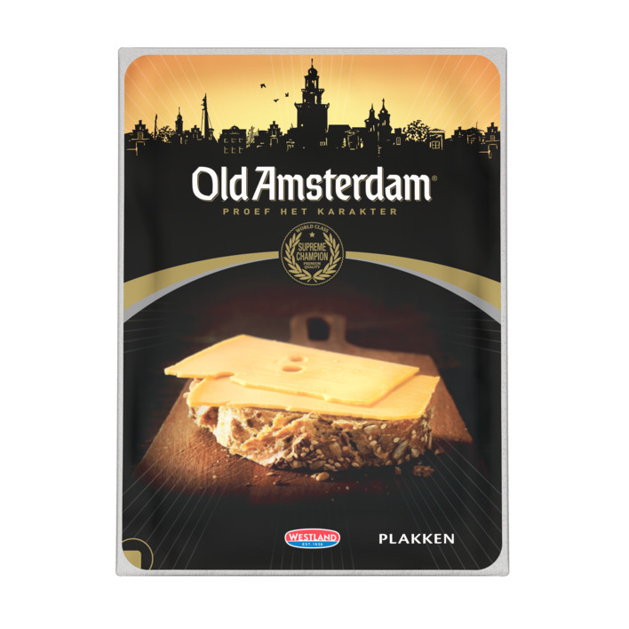 Old Amsterdam 5 plakken 48+