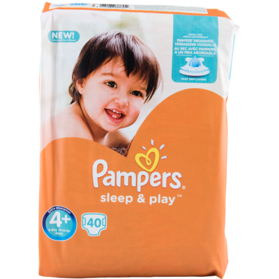 Pampers Sleep & play value pack maxi+
