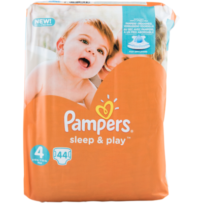 Pampers Sleep & play value pack maxi