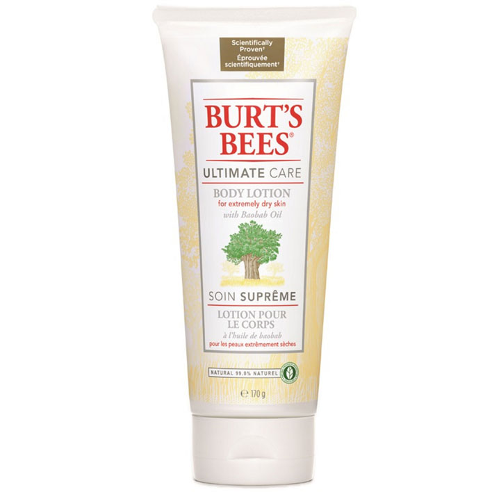 Burt's Bees Bodylotion baobab oil