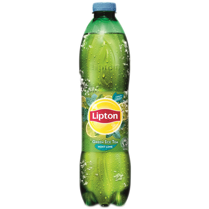 Lipton Ice tea green mint lime