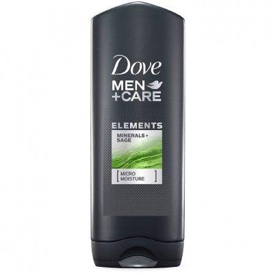 Dove Men shower minerals & sage