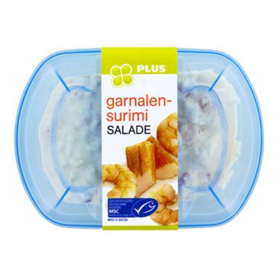 Huismerk Garnalen Surimi salade