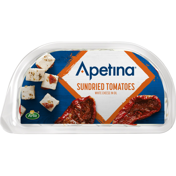 Apetina Zongedroogde tomaten