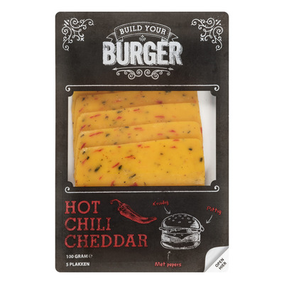 BYB Hot chili cheddar