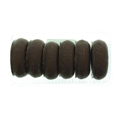 Mini donuts chocolade