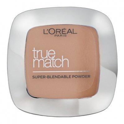 L'Oréal Paris true match powder W3 gold beige