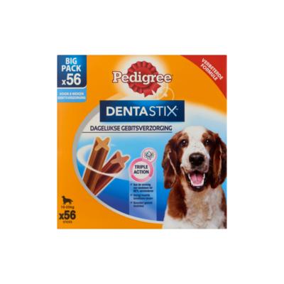 Pedigree Dentastix Dagelijkse Gebitsverzorging Big Pack 56 Stuks
