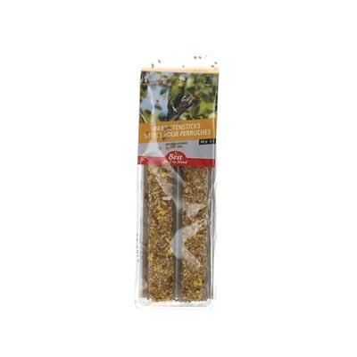 Best for your Friend Parkietensticks met bijenhoning
