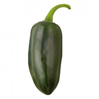 Huismerk Jalapeño peper groen