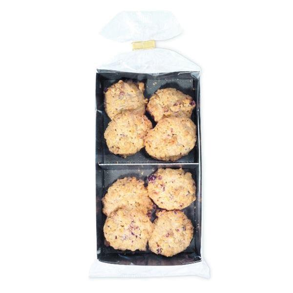 Huismerk Roomboter haver-cranberry koek