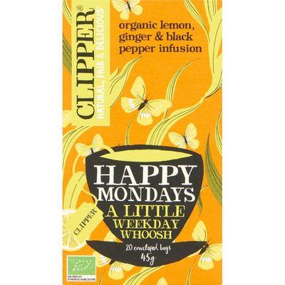 Clipper Happy mondays tea 1-kops