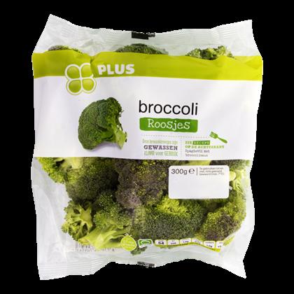 Huismerk Broccoliroosjes