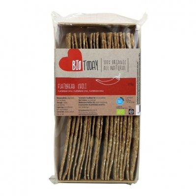 BioToday Flatbread sticks chili