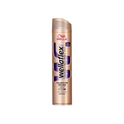 Wella Hairspray wellaflex full