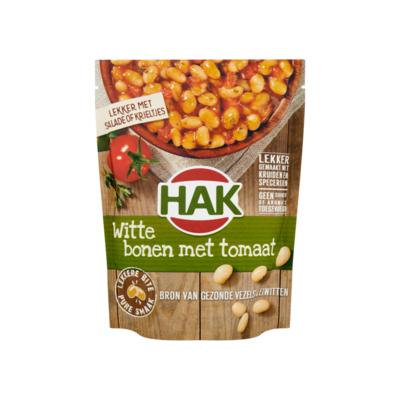 Hak Witte Bonen met Tomaat