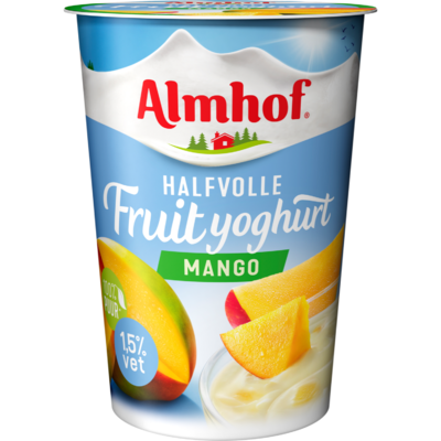 Almhof Halfvolle yoghurt mango