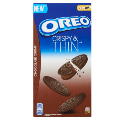 Oreo Biscuit Thins Chocolade