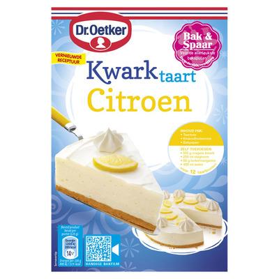 Dr. Oetker Kwarktaart citroen