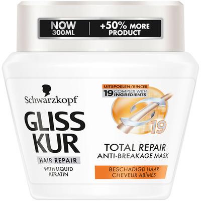 Gliss Kur Total repair masque capillaire