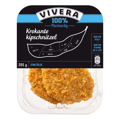 Vivera Krokante schnitzel