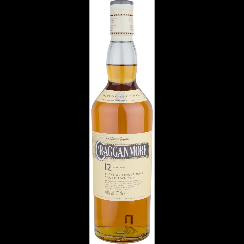 Cragganmore Malt whisky 12 years
