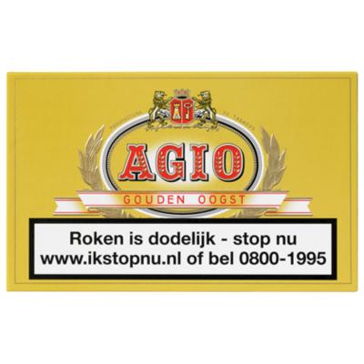 Agio Sigaren gouden oogst