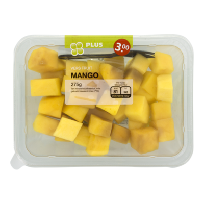 Huismerk Vers fruit mango