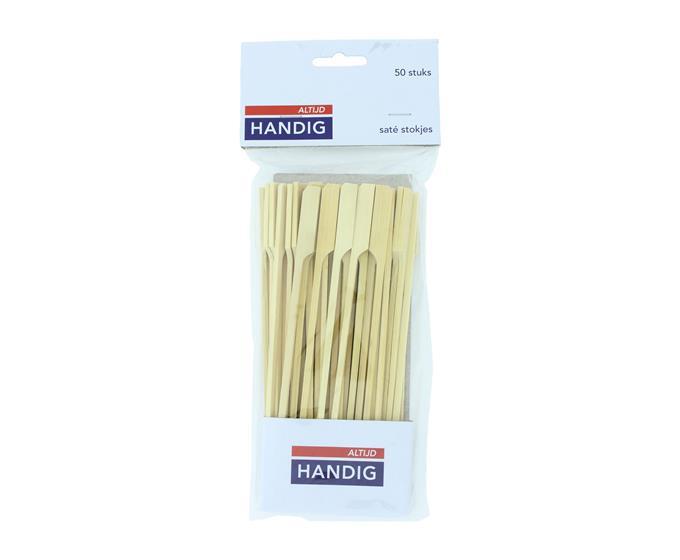 Altijd Handig saté stokjes bamboo 50 stuks