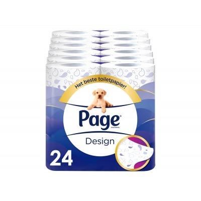 Page Toiletpapier design
