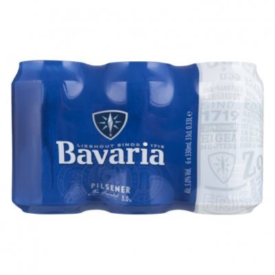 Bavaria Bier 6-pack