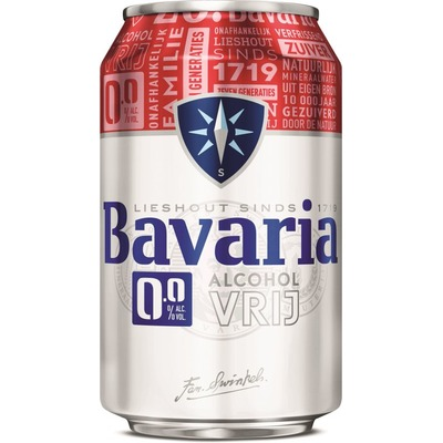 Bavaria 0,0% original