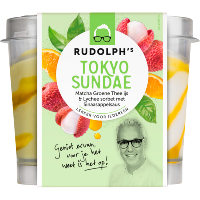 Rudolph's Tokyo sunday