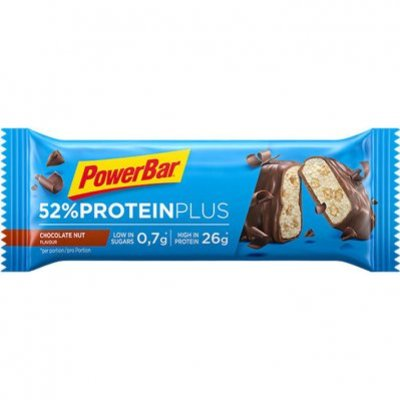 Powerbar Proteinplus bar 52% chocolate nut
