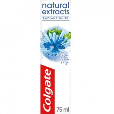 Colgate Natural stralende witheid tandpasta