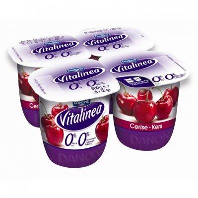 Danone Vitalinea yoghurt 0% kers